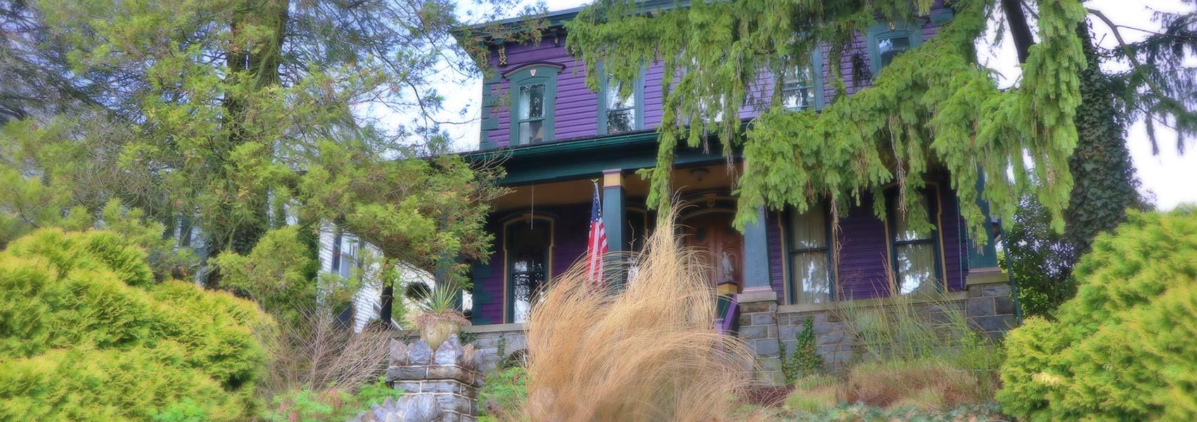 Amethyst Inn exterior
